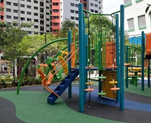 Anchorvale Primary School Playground