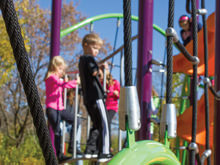Fund your playground with grants from Burke!