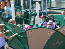 Burke All-Access Playground makes the news in Morris County, NJ.