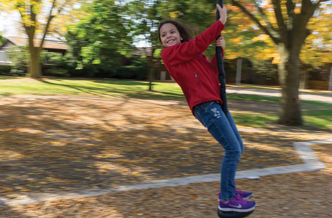 Zipventure Playground Zip Lines