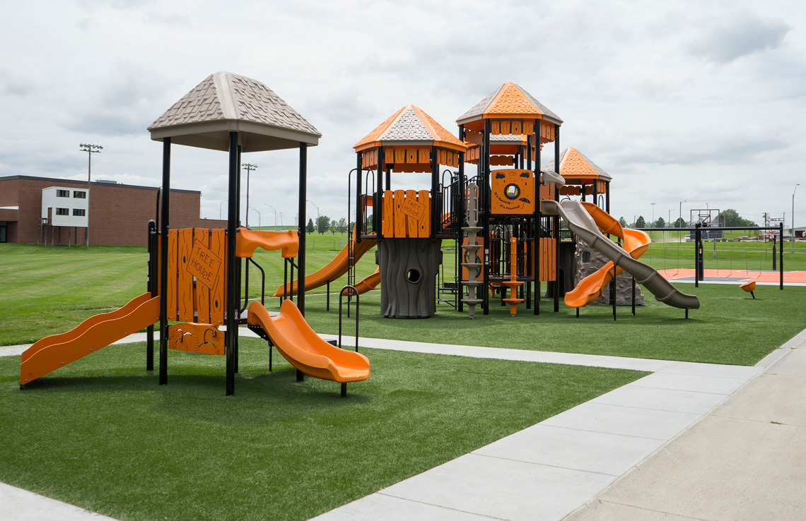Burke Turf Sport And Playground Surface Protection