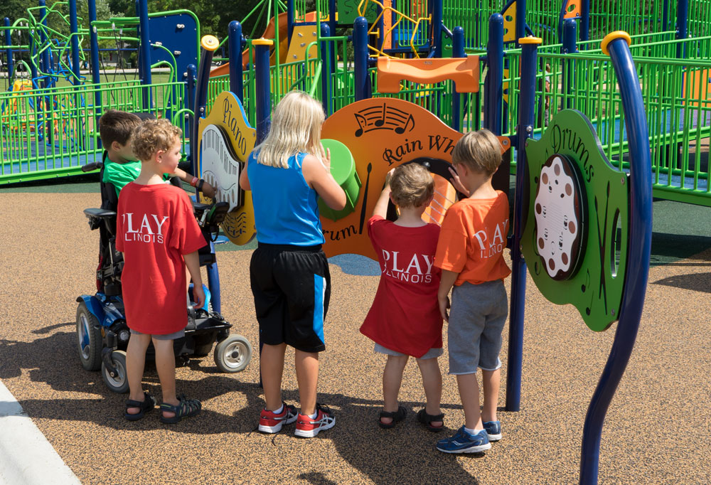 Ways to Make A Playground Inclusive for Everyone