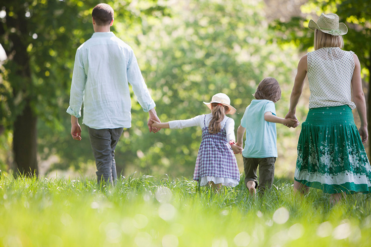 A Daily Dose of Ecotherapy Eases Stress in Kids