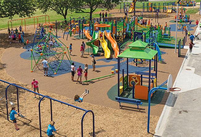 inclusive playground equipment - Commercial Playground Equipment