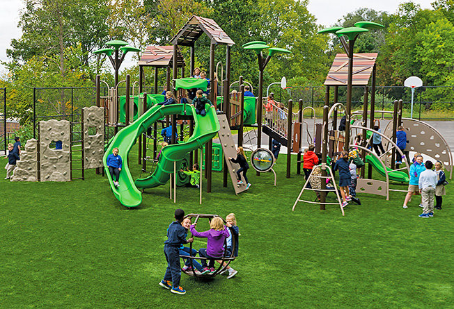 Commercial Playground Equipment For Schools, Parks, And More