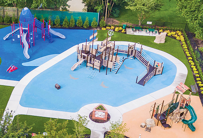 Commercial playground equipment for schools parks and more for Playground equipment ideas