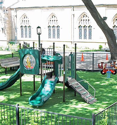 Playground Designs and Ideas | Create an Outdoor Play Space