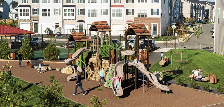 Apartment Hoa Playground Equipment Commercial Playground Equipment For Apartments