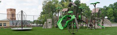 NaturePlay Playgrounds