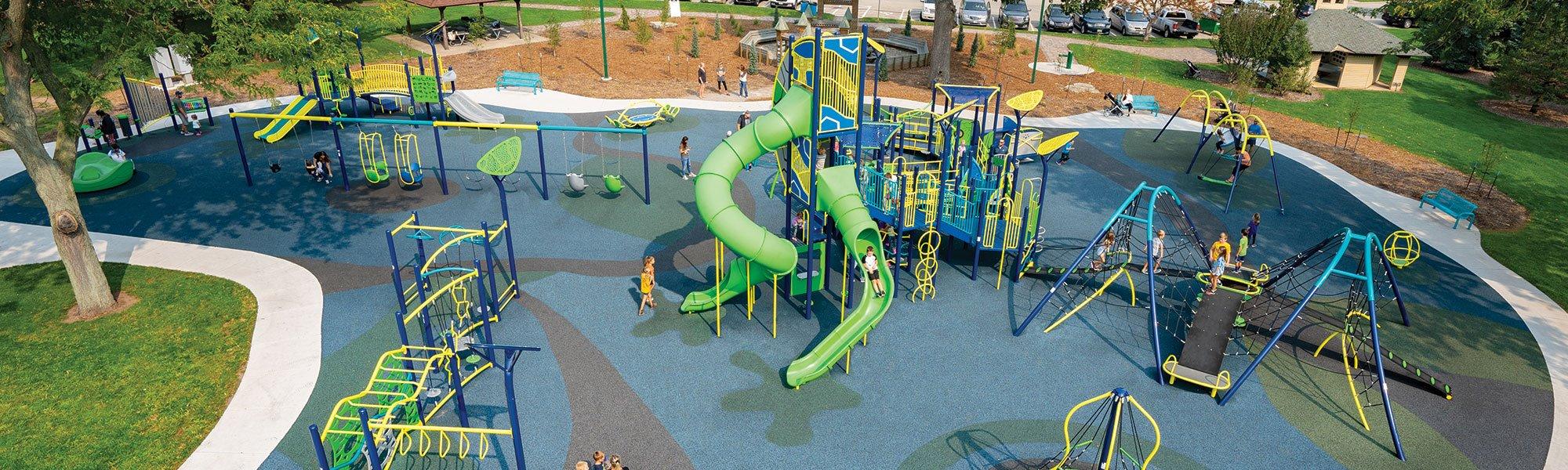 Playground Design Search