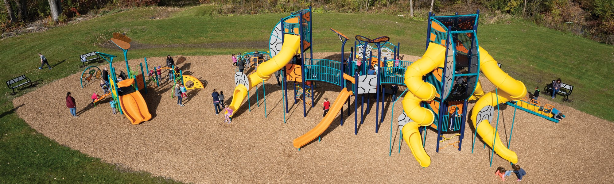 New Playground Products
