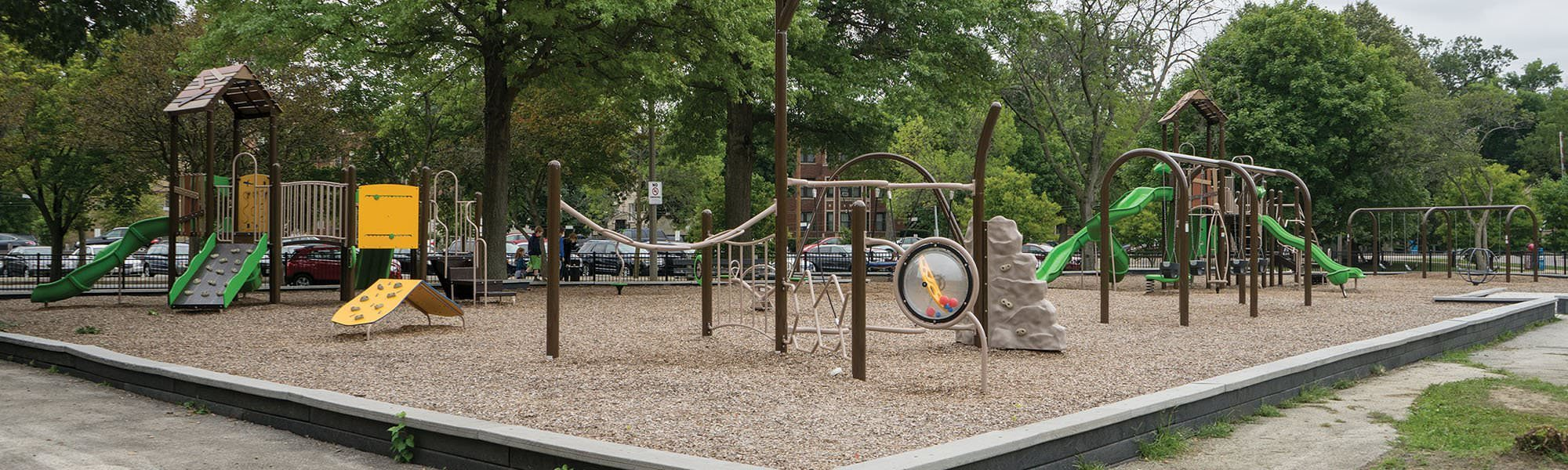 NaturePlay Playgrounds