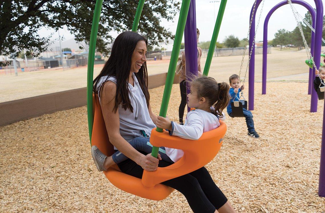 Konnection Swing Seat