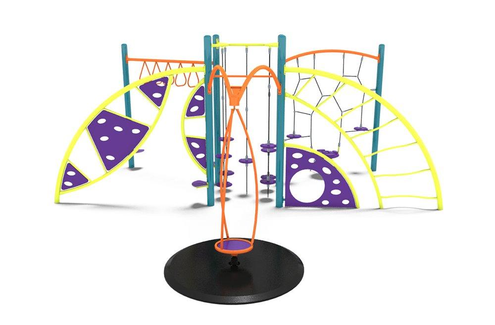 Round Play Mat 6'