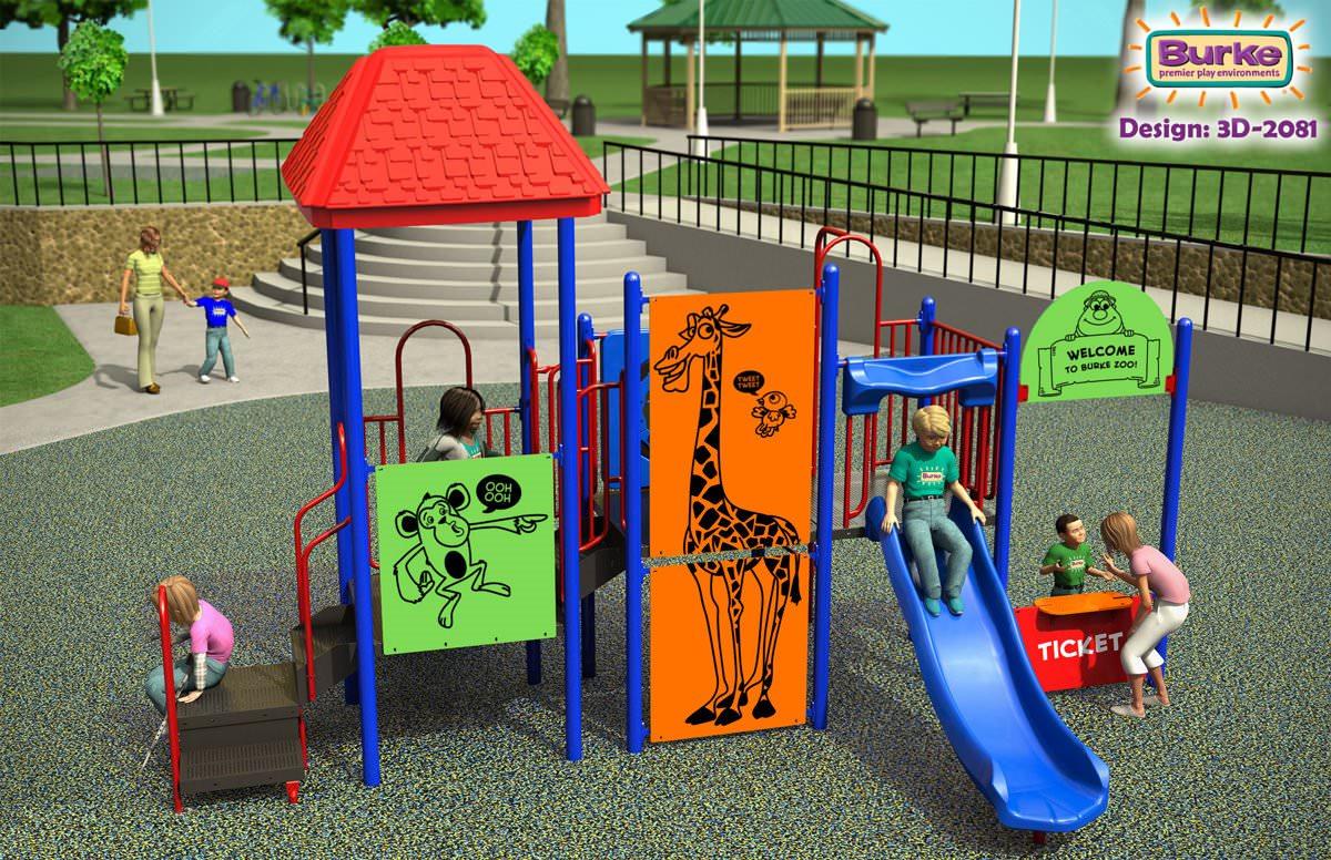 Voltage 3D-2081 Zoo