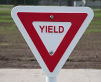 Yield Sign
