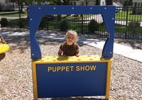 Theater Puppet Show