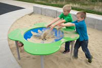 Single Sand or Water Table