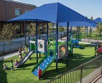 Rectangle 15' x 19' ShadePlay Canopy