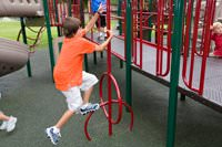 Linking Ring Climber