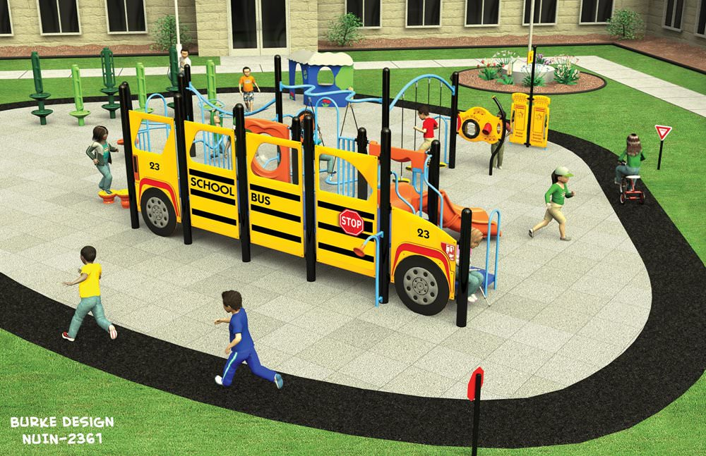 Nucleus NUIN-2361 School Bus