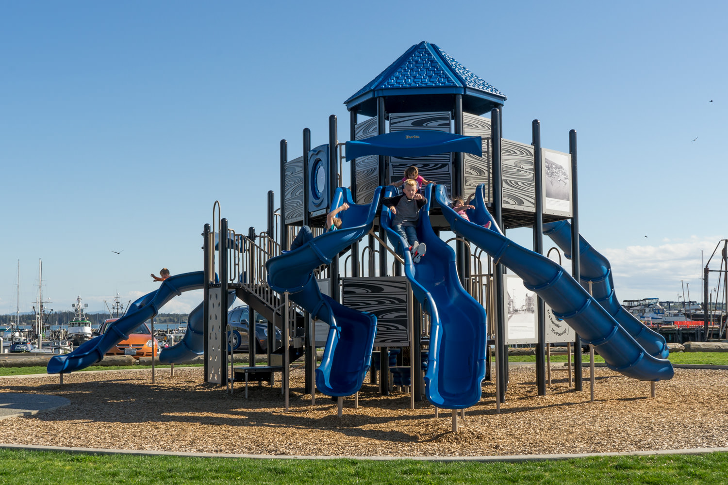 Specialized Playgrounds For Unique Purposes